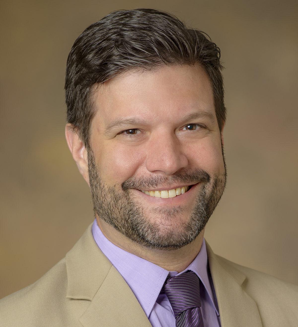 Adam Douglas Henry the Faces of Tucson Arizona professor