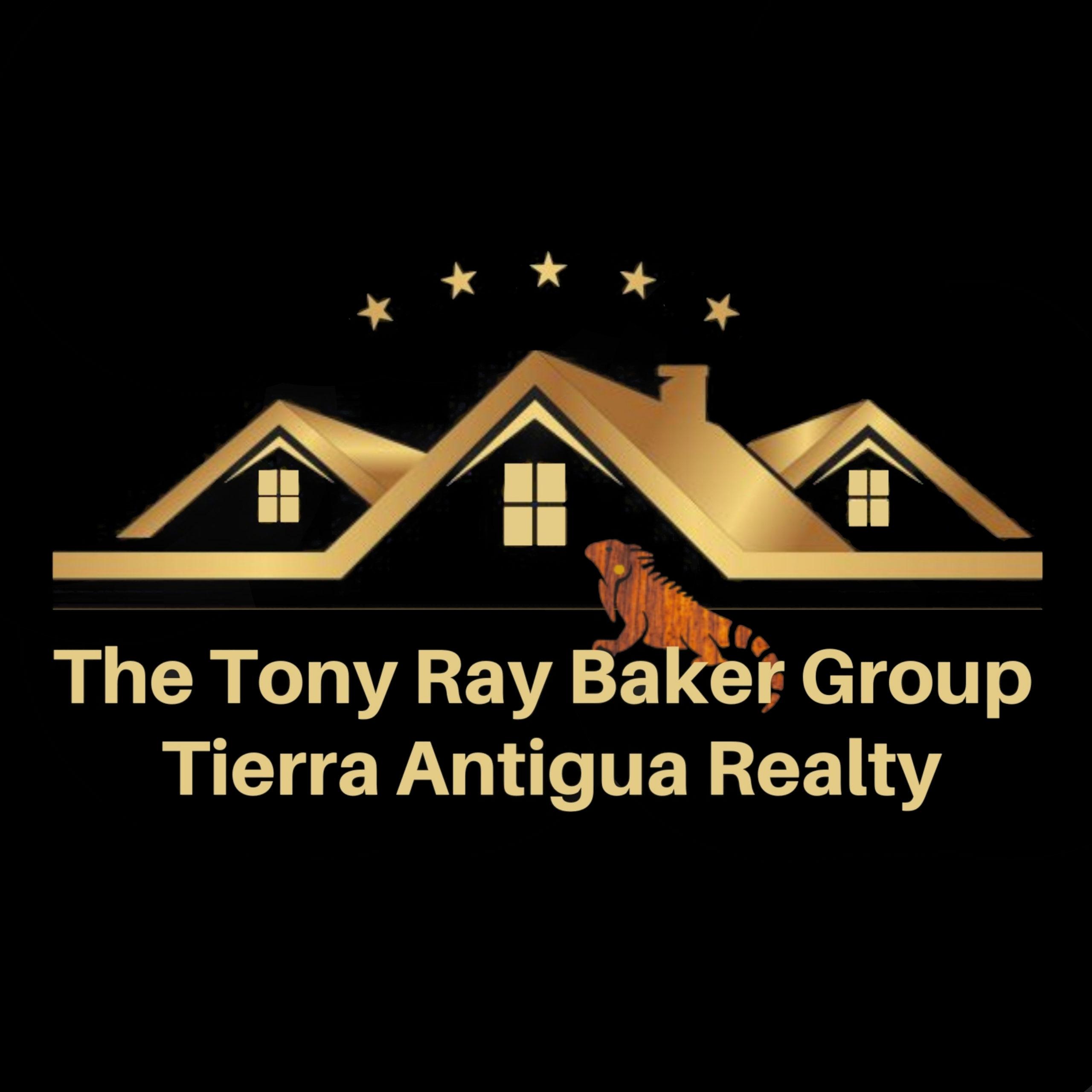 luxury iguana logo Tony Ray Baker Tucson REALTOR Homes for sale