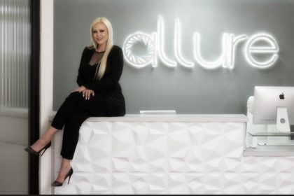 Saejah Tapp, owner of Allure Medical Spa & Institute on the Faces of Tucson AZ
